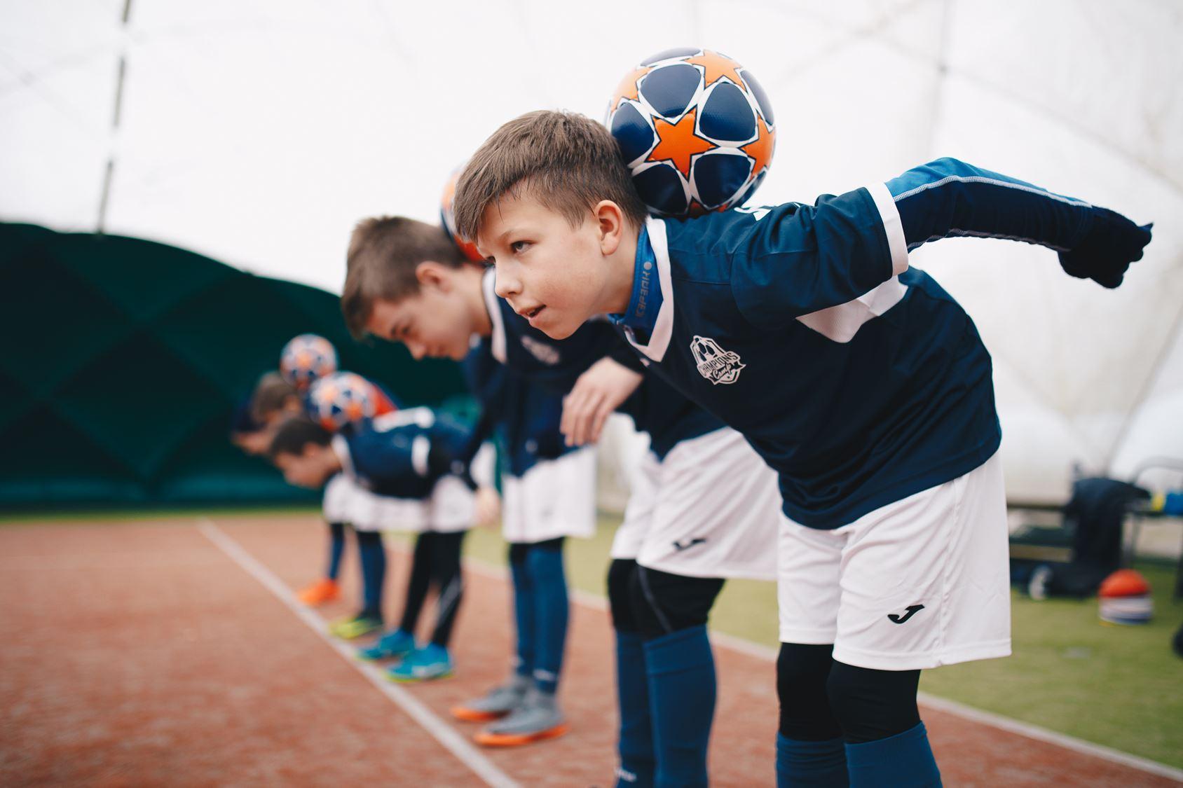 Specjalistyczny trening piłkarski